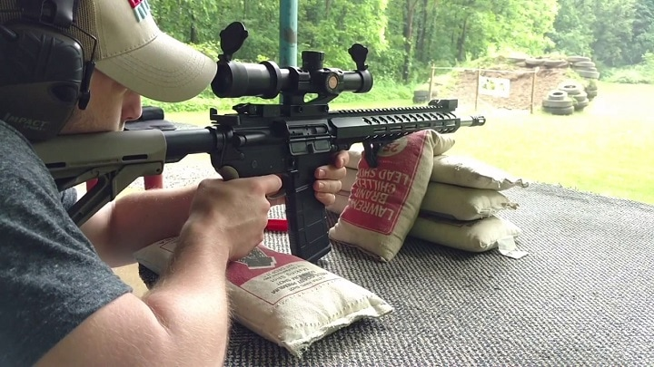tactical optics for ar 15
