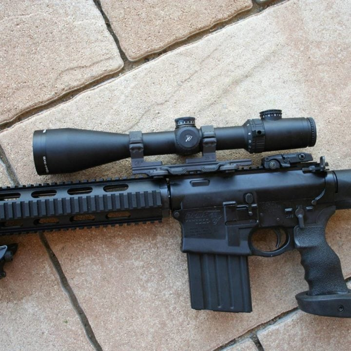 10 Best Scope Mounts for AR 15 [From Budget to High End Choices]