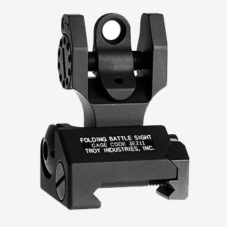 Troy Industries Folding Battle Sight.