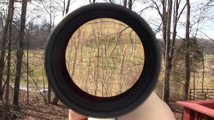 Burris FullField E1 4.5-14X42mm