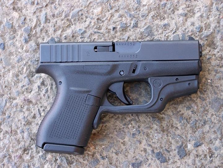 pistol red dot mount