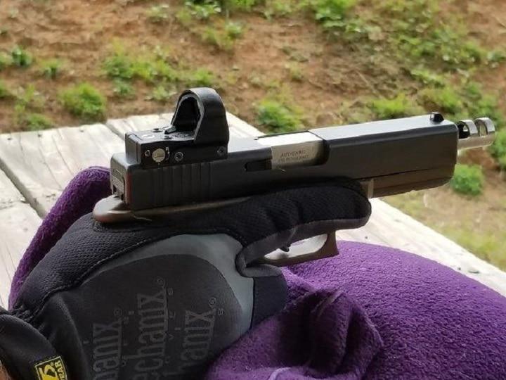 best red dot pistol sight for the money