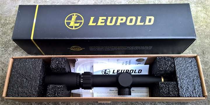 scope for 6.5 creedmoor