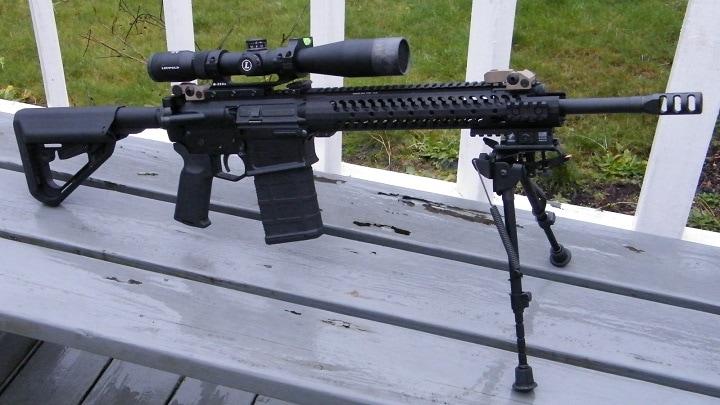 best ar10 scope