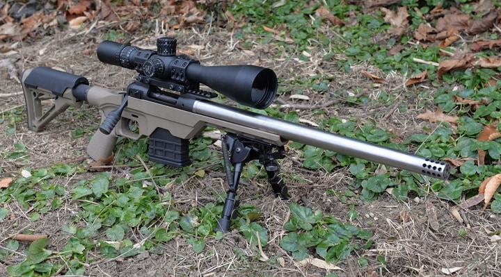best 6.5 creedmoor scope