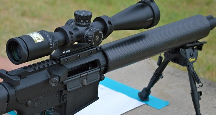 best scopes for ar10
