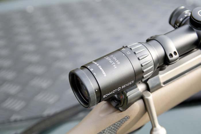 Schmidt Bender Zenith 3-12 X 50mm