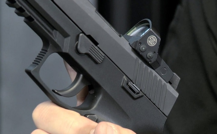 glock 19 red dot