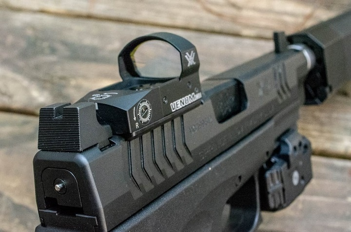 The 9 Best Pistol Red Dot Sights Reflex Laser Sights