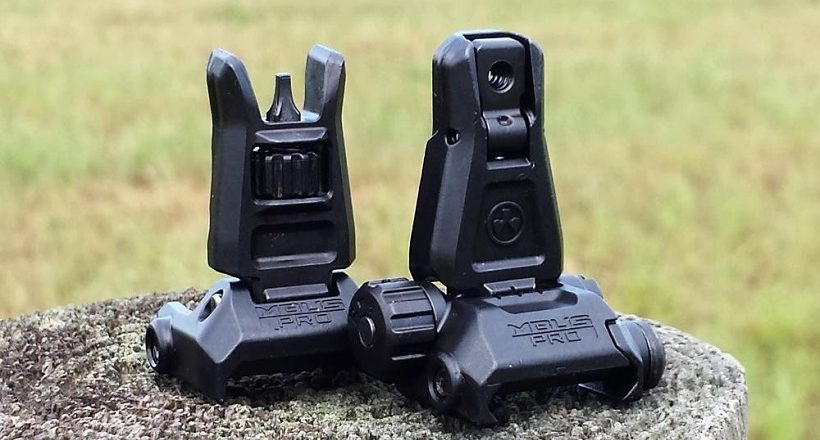 best iron sights ar15