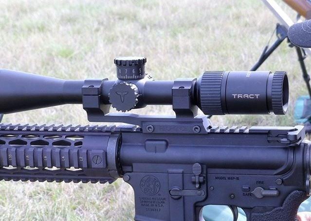 good scope for ar 10