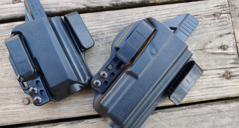 9 Best Kydex IWB Holster