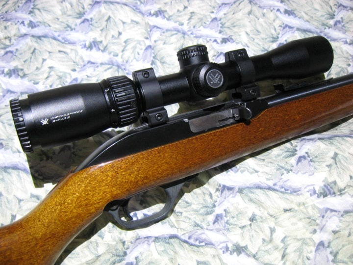 22lr scopes for shooting