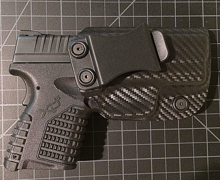 best iwb kydex holster