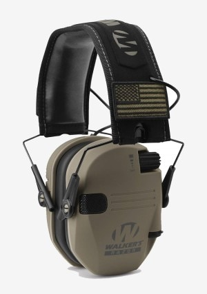 best electronic ear protection for shooting