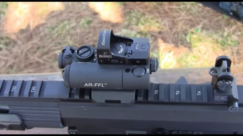 shotgun red dot sights