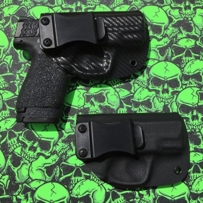 top iwb holsters