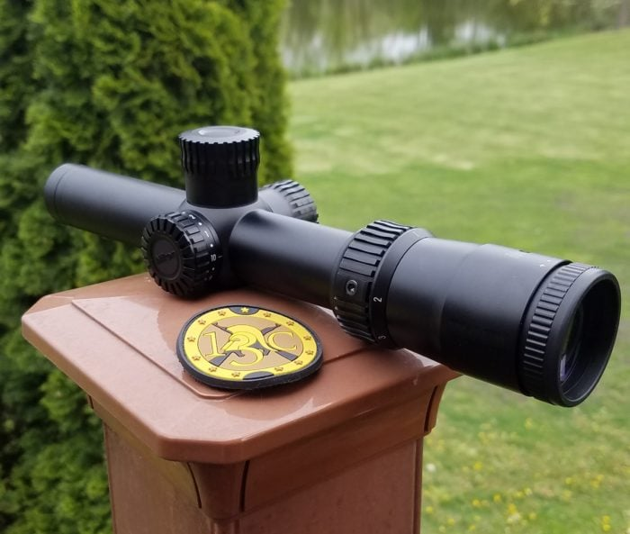 best long range scope under 500
