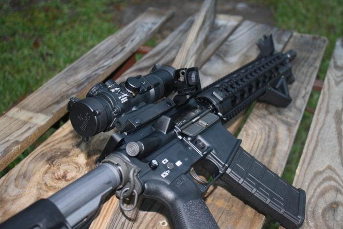 red dot shotgun sight