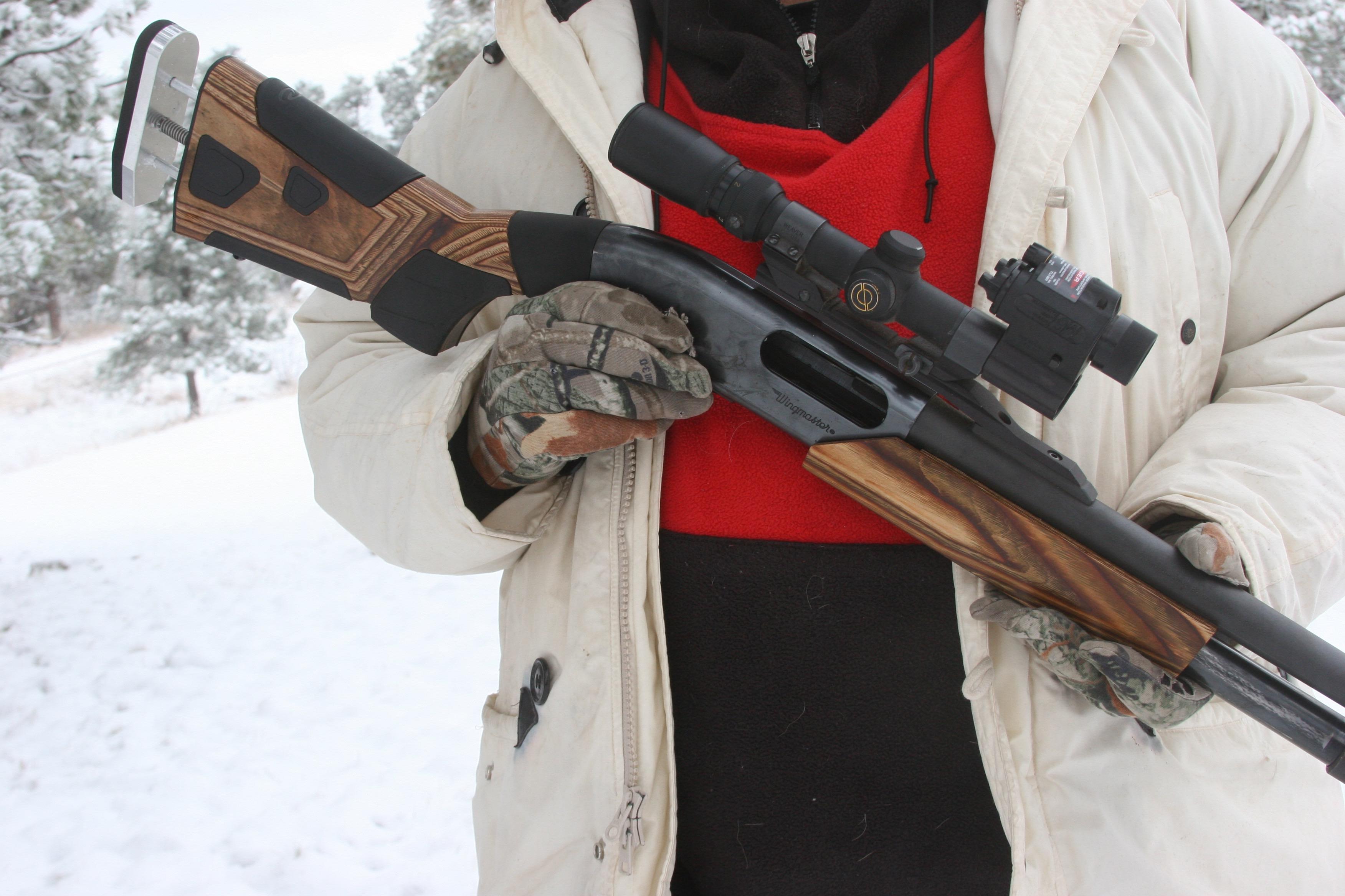 best red dot sight for shotgun deer hunting