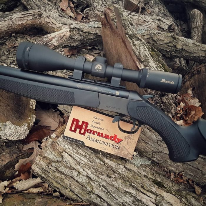 best budget rifle scope 2019