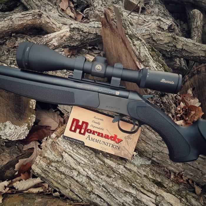 best budget rifle scope 2019