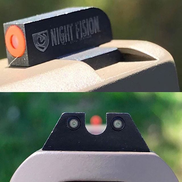 best night sights for glock 19