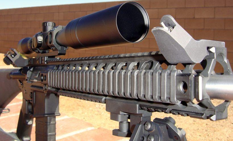 best offset iron sights