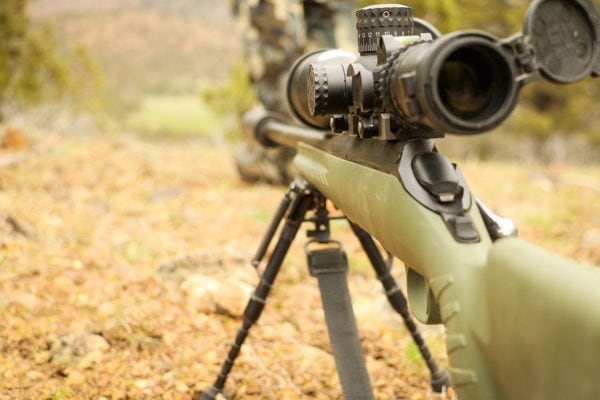 best rifle optics