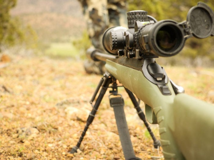 best rifle optics