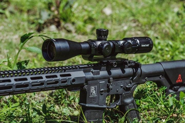 best rifle scope under 300 dollars