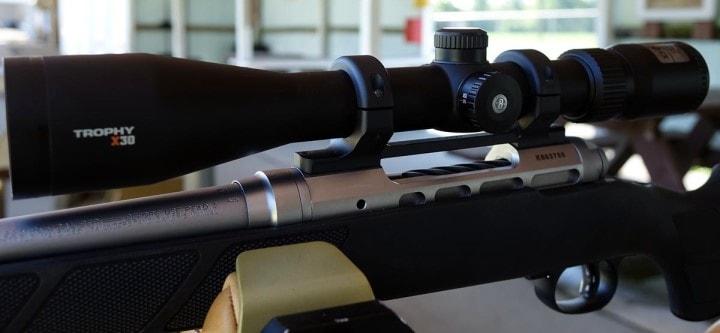 best mil dot scope under 300