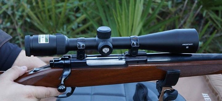 best long range rifle scope under $300