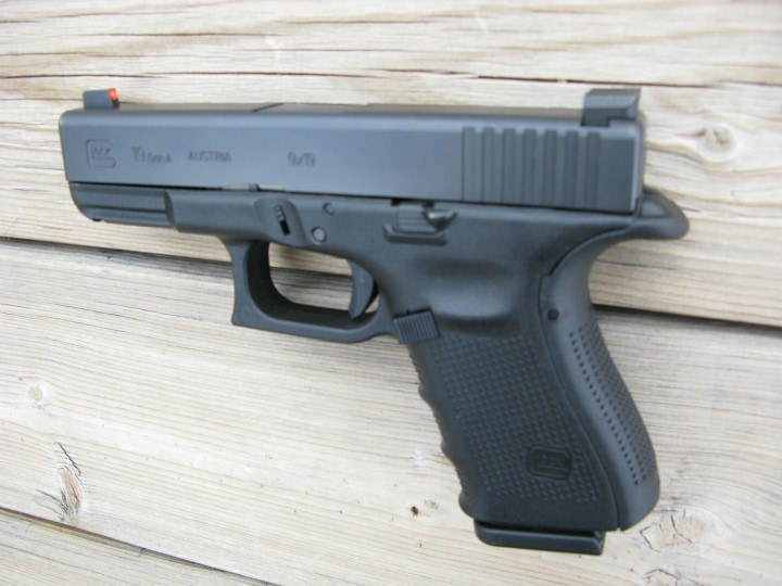 best sights for glock 17