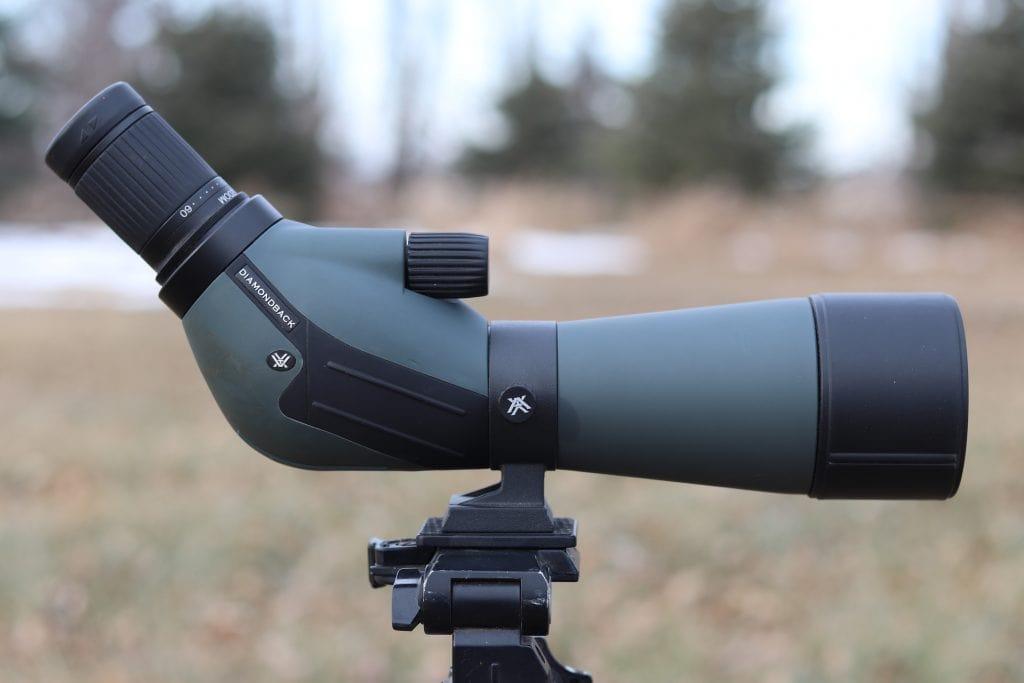 best spotting scopes for target shooting