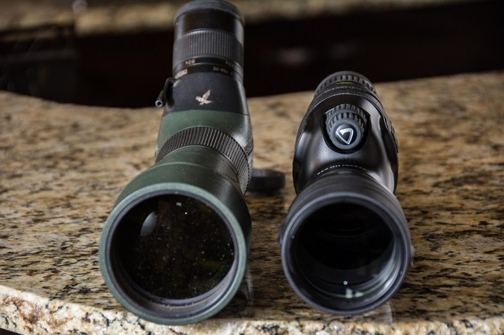 range spotting scopes