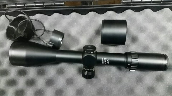 best rifle scope for 1000 dollars