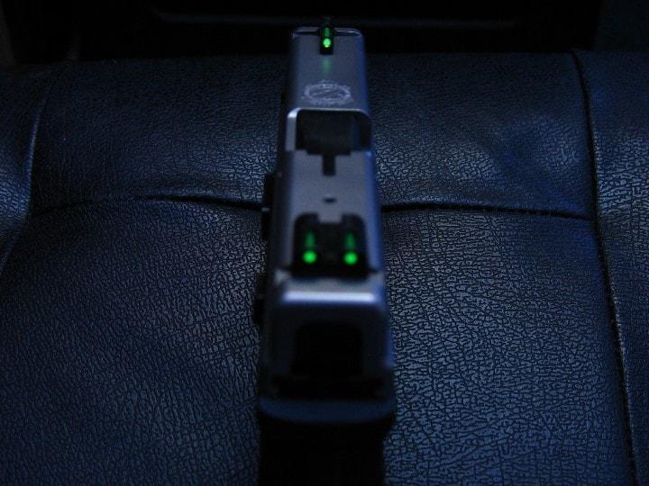 glock 17 night sights
