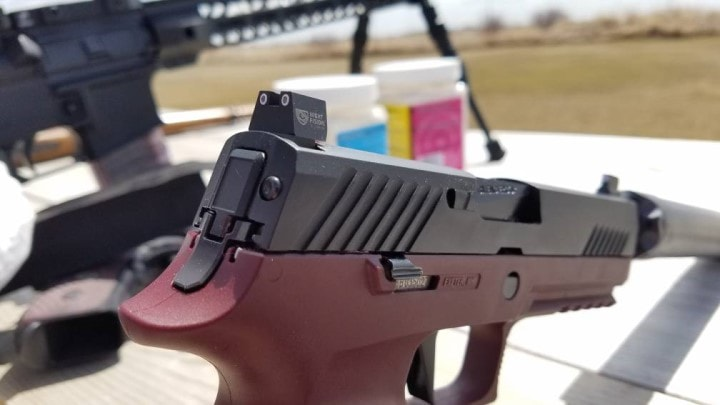 glock 19 night sights gen 4