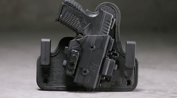 kydex iwb holsters