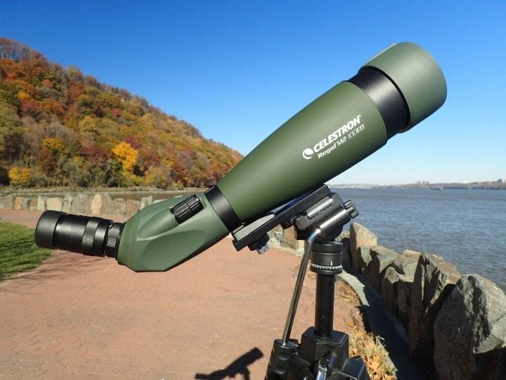 long range spotting scopes
