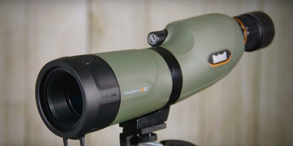 range spotting scope