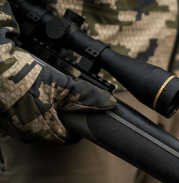 affordable rifle scopes
