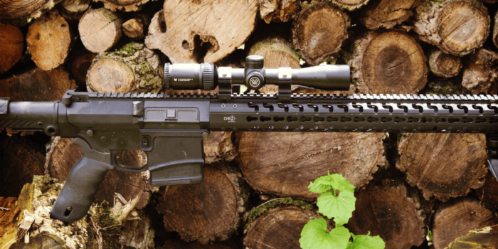 best rifle scopes under 200
