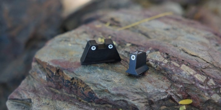 trijicon sights glock 43