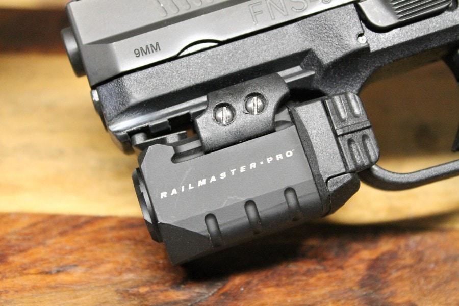 pistol laser sights