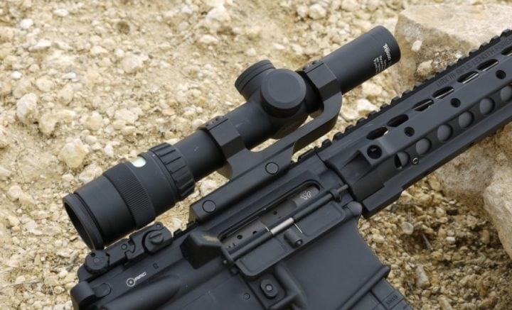 vortex rifle scope reviews