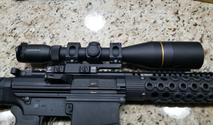 fixed power scope