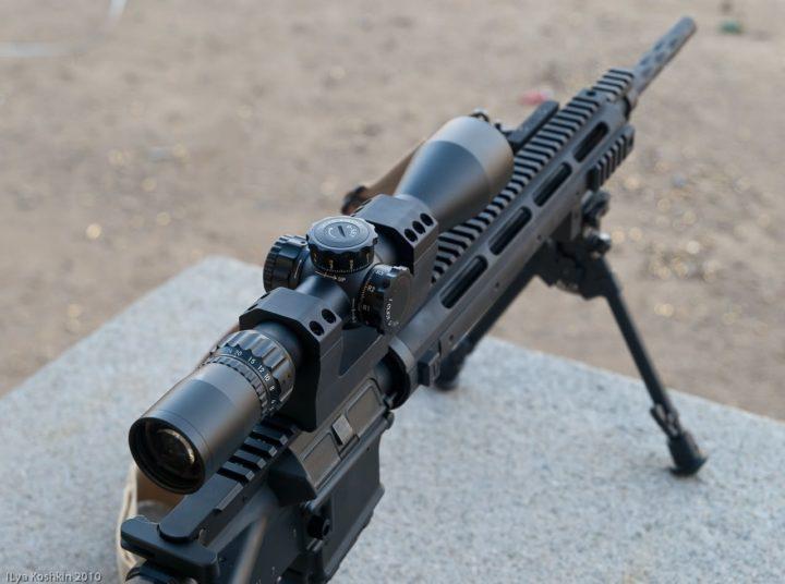 4x fixed power scope