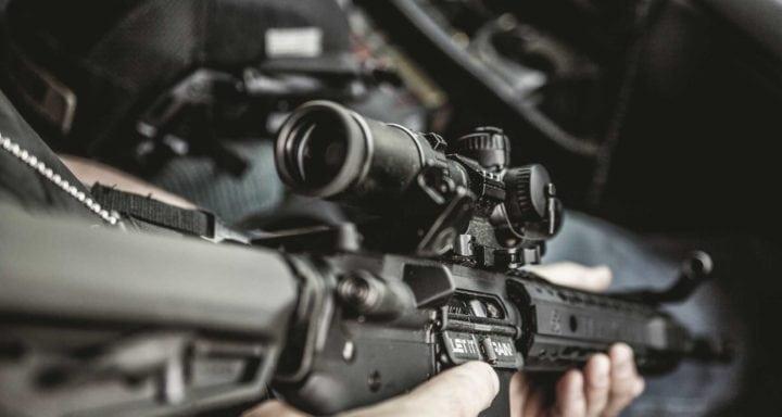 best 223 ar scope